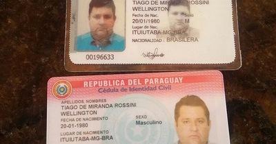 Acusan a un ciudadano brasileño por cinco hechos punibles