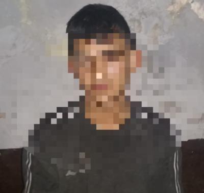 Menor es detenido por robar el celular de su ex