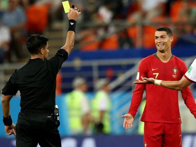 Estrellas de la Copa Mundial de la FIFA en la cuerda floja