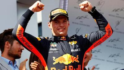 Verstappen gana el GP de Austria y Vettel se hace con el liderato del mundial