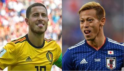 Bélgica quiere reafirmar su poderío en los octavos de final ante Japón