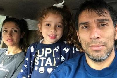 Pipino Cuevas Se Mostró Orgulloso De Su Esposa E Hija