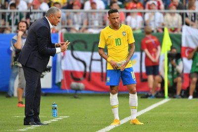 Los números de Brasil con Tité