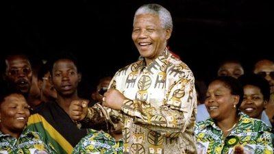 Platal por una noche en la celdakue de Mandela