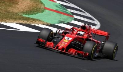 HOY / F1: Victoria de Vettel, que sale más líder de Silverstone
