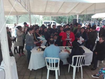 Brindaron asistencia a pobladores de Ayolas