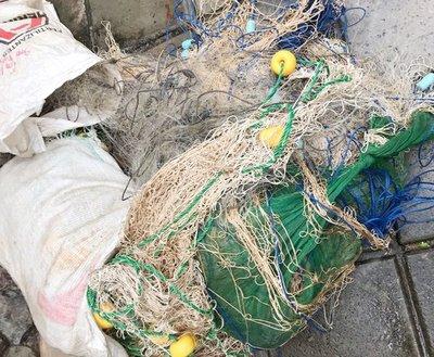 SEAM confisca redes y carne de animal silvestre