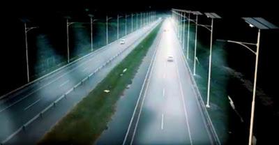 La Autopista Ñu Guasú, tendrá sistema de iluminación a prueba de apagones.