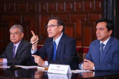 Escándalo en Perú por negociado de sentencias