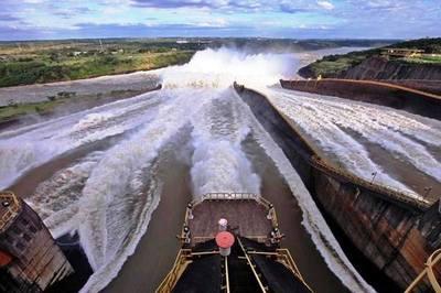 Itaipú genera la segunda mayor producción energética al cierre del primer semestre