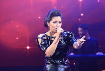 La Alejandra Guzmán de Yo Me Llamo 'a los besos' con Diego Achar
