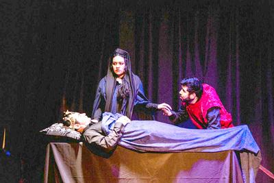 Organizan noche de Shakespeare