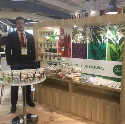 Empresa paraguaya lanza al mercado barras de cereales 100% natural