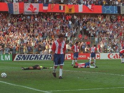 A 20 años del gol de oro que desgarró el corazón paraguayo