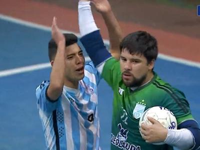 Fomento dio el batacazo en el Fútbol de Salón