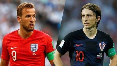 Inglaterra y Croacia juegan hoy por un lugar en la final del Mundial