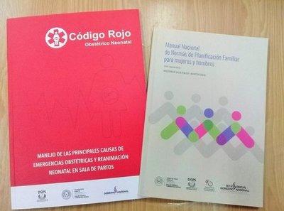Ministerio de Salud presentó la primera guía de Código Rojo obstétrico y neonatal