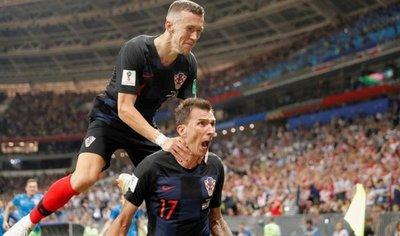 Croacia patea la historia y llega a la final del Mundial