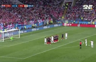 VIDEO: ¡Histórico! Croacia vence a Inglaterra y jugará su primera final mundialista