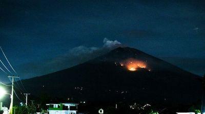 Volcán de Fuego aumenta su actividad eruptiva