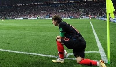 Modric puede ir preso luego del Mundial