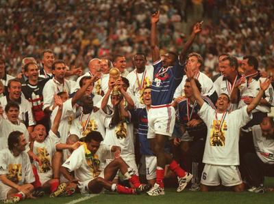 Jueves de TBT: Francia, campeona del mundo en 1998
