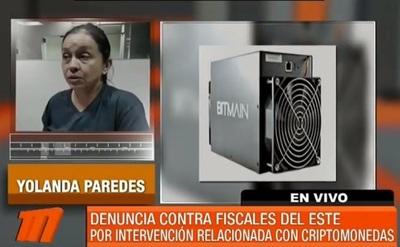 Denuncian esquema de protección y coimas en negocio de bitcoins