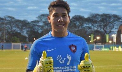 Pablo Gavilán ya entrena en Cerro Porteño