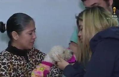 San Lorenzo: supuesto caso de zoofilia