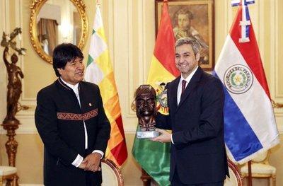 Marito abogará para que Bolivia ingrese a Mercosur