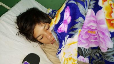 Indígena acusada de hechicería sufre brutal golpiza