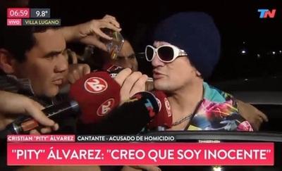 Pity Álvarez confesó asesinato