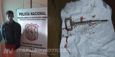 INVESTIGACIONES CAPTURÓ A OTRO SOSPECHOSO DE HOMICIDIO