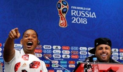 Will Smith alaba a CR7 y defiende al crack Neymar