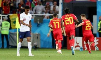 Bélgica vs Inglaterra, duelo de frustrados por el tercer puesto