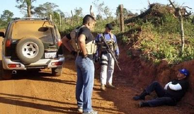 Sicarios asesinan a expolicía en Caazapá