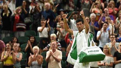 Djokovic es finalista de Wimbledon, tras vencer a Nadal en 5 sets