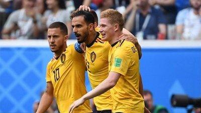 Bélgica derrota a Inglaterra y se queda con el tercer puesto del Mundial