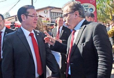 Marito anuncia a Nicanor en Yacyretá y a Alderete en Itaipú