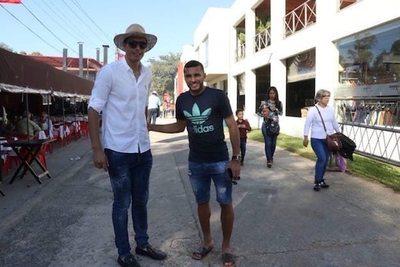 """Look chokokue de """"Tacuara"""" y Bareiro"""