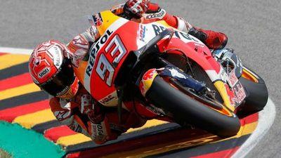 Márquez gana el GP de Alemania