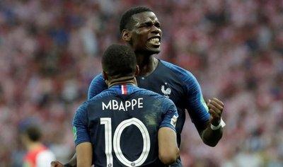 Francia se consagra campeón del Mundial de Rusia 2018
