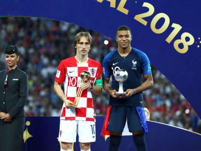 Luka Modric es el mejor jugador del Mundial