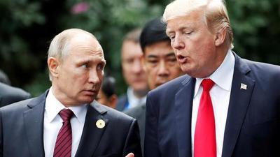 Hay gran expectativa ante cumbre de los poderosos líderes del mundo en Helsinki