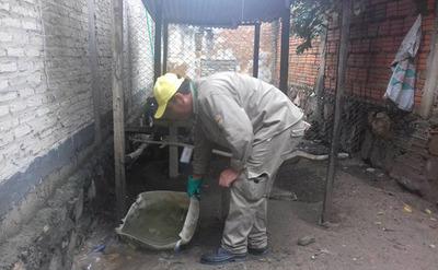Destacan descenso de arbovirosis principalmente en Caazapá y Alto Paraguay