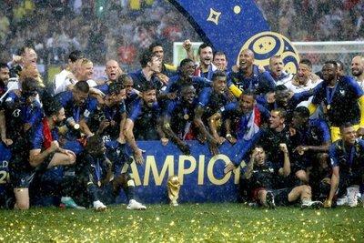 El premio económico que se lleva Francia