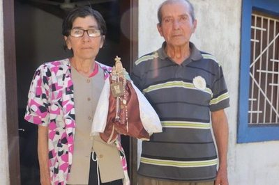 """""""La Virgen del Carmen se llevó a los tres en su día"""""""