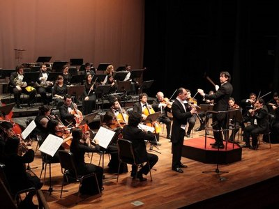 La OSCA traslada mañana su  Sinfonía Divertida   al barrio Bernardino Caballero