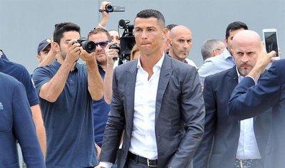 Los retos de Cristiano Ronaldo en la Juventus