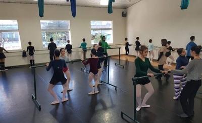 HOY / Continúan las clases abiertas del Ballet Nacional